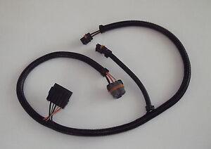 88 89 camaro firebird dual fan wiring harness tpi iroc z28