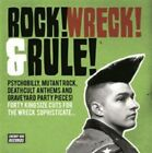 Rock Wreck and Rule Forty King Size Cuts for The Various Artists Double CD 40