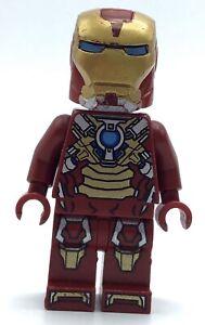 LEGO Iron Man with Heart Breaker Armor RARE AUTHENTIC ...