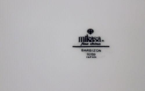 MIKASA Barbizon  4 Piece Place Setting DISCONTINUED CIRCA 1960