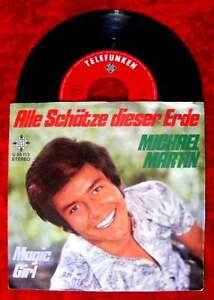 Single-Michael-Martin-Alle-Schaetze-dieser-Erde
