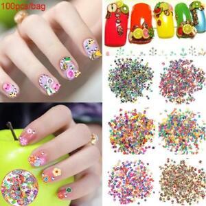 1000pcs-Animal-Fruit-Flower-Nail-Art-DIY-Fimo-Cane-Polymer-Clay-Decal-Decoration