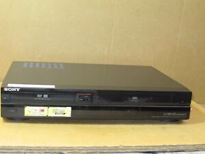 sony rdr vx525 dvd rw recorder and vcr combo 27242716056 ebay rh ebay com sony rdr-vx525 dvd recorder vcr combo manual sony rdr-vx525 dvd recorder vcr combo manual