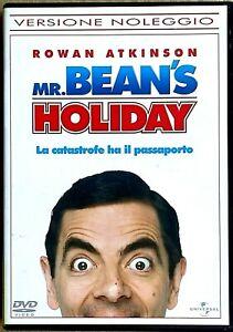MR. BEAN'S HOLIDAY (2007) - Rowan Atkinson - DVD EX NOLEGGIO  - UNIVERSAL