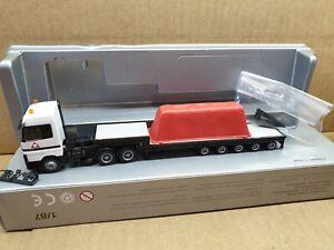 Actros-2457-Heitkamp-construccion-44649-Herne-cargador-profundamente-carga-rampas-werbemodell