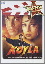 KOYLA (1997) SHAHRUKH KHAN, MADHURI DIXIT ~ BOLLYWOOD HINDI DVD