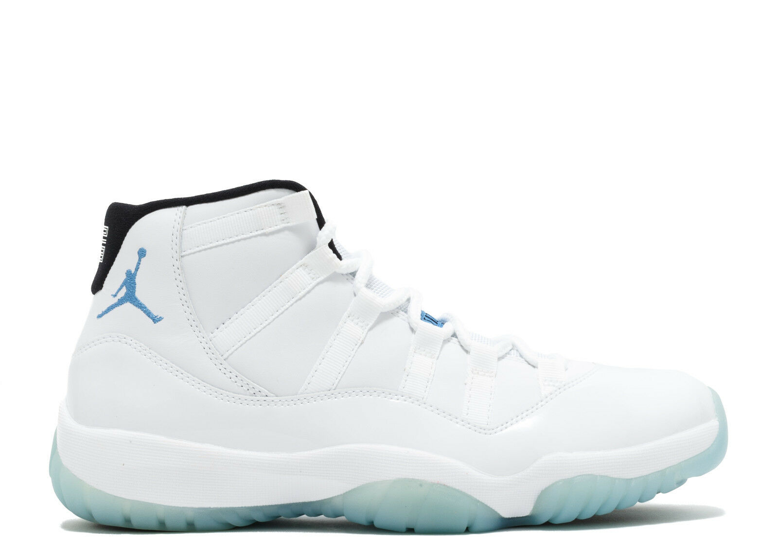 20f8183da1a Nike Air Jordan 11 Retro Legend bluee Columbia 378037-117 DS off white