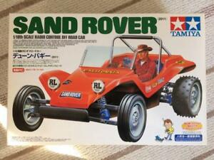 Details about TAMIYA SAND ROVER RC CAR DUNE BUGGY NEW IN BOX JAPAN RARE  MODEL KIT RACING F/S