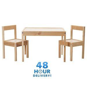 Image Is Loading Ikea Latt Children 039 S Table With 2