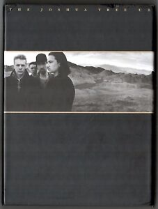 U-2-The-Joshua-Tree-2007-BOX-2-CD-DVD-Foto-Booklet-LIMITED-EDITION-RARE