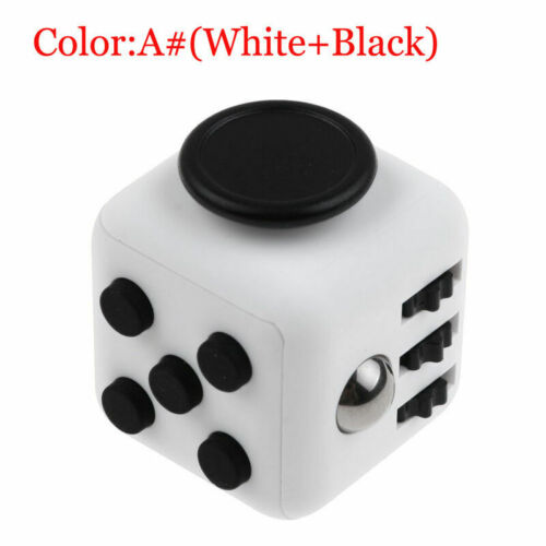 Fidget Cube Spinner Toy Children Desk Adults Stress Pressure Relief Cubes AD UK!