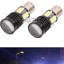 2x BA15S 1156 LED Backup Reverse Light 12-SMD Tail Bulb 1141 7506 New