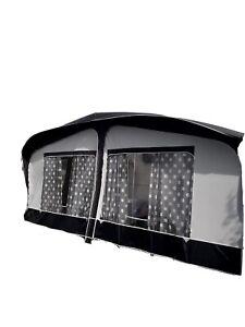 Dorema Starcamp Cameo Charcoal Caravan Awning Size 14 975 ...