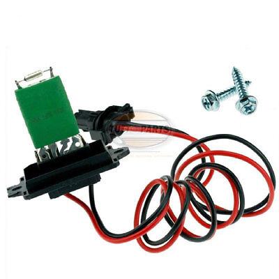 Ventilateur moteur pour 7701207876 509638 5399 4 Résistance F