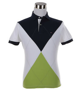 Tommy-Hilfiger-Men-039-s-Short-Sleeve-Classic-Fit-Pique-Polo-Shirt-0-Free-Ship