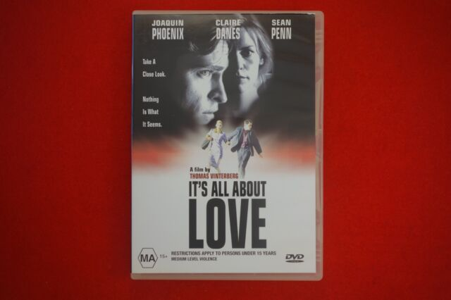 It's All About Love - DVD - Free Postage !!
