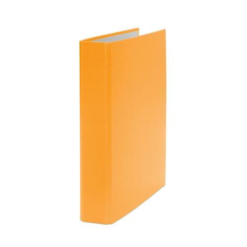 Farbe 4-Ring Ordner orange Ringbuch DIN A5