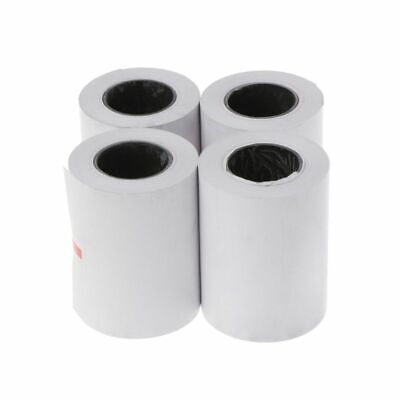 4Pcs Thermal Receipt Paper POS Cash Register Roll For 58mm Thermal Printer  | eBay