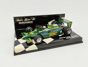 MINICHAMPS 1/43 - Martini Lotus 79 1979 Mario Andretti 430790001