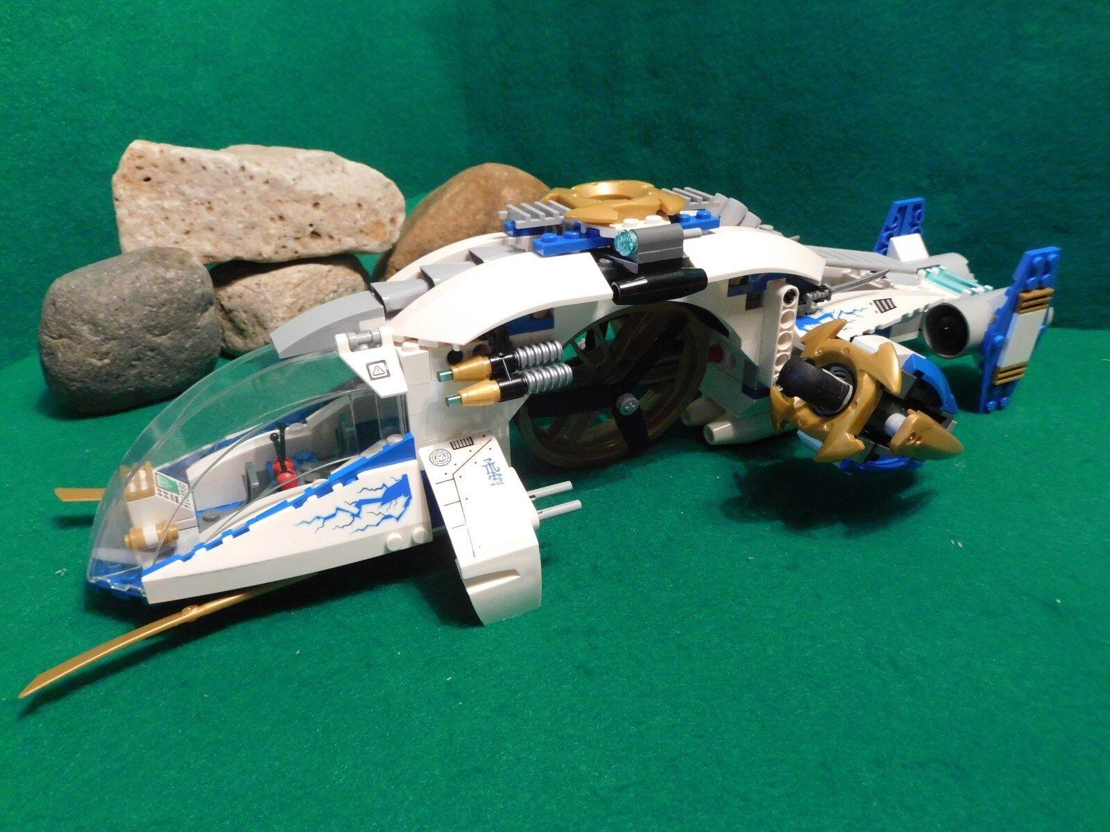 LEGO Ninjago 70724 - Ninja Copter von 2014