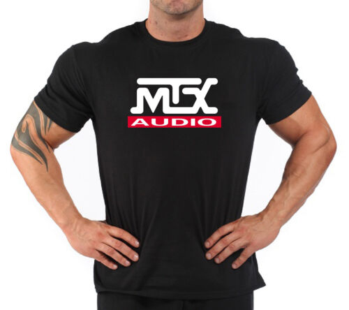 """T-Shirt Car Audio  /""""Mtx/"""""""