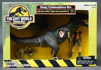 1997 Jurassic Park The Lost World Young Tyrannosaurus Rex T-rex Toys R Us Misb