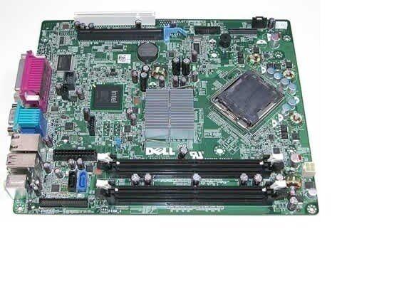 DellF373D M863N N449H J656F Optiplex 760 SFF MAIN SYSTEM BOARD
