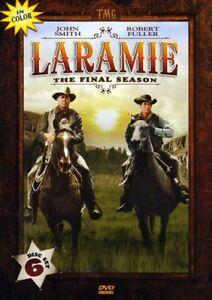 Laramie-la-cuarta-temporada-la-ultima-temporada-DVD-delgada-Pack-Nuevo