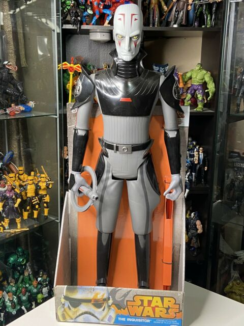 Jakks Pacific 2014 Star Wars Rebels The Inquisitor 31 Inch Action Figure