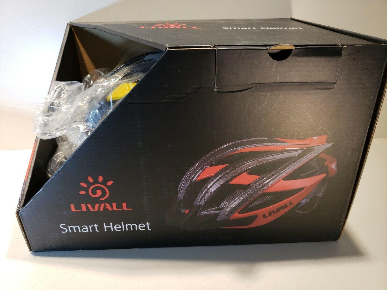 LIVALL BH100 USB Smart Helmet with Speakers