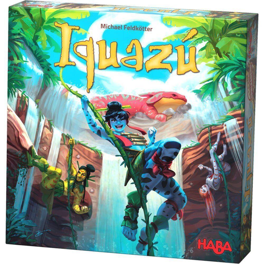 HABA Spiel Iquazú iquazu 303441 ab 10 Jahren NEU