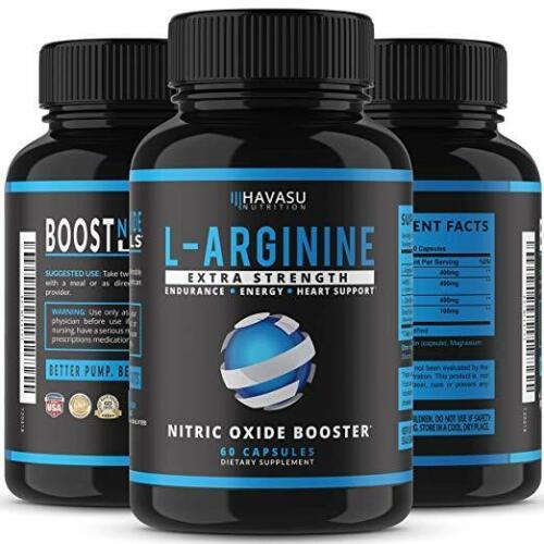 Havasu-Nutrition-Extra-Strength-L-Arginine-1200mg-Nitric-Oxide-Supplement