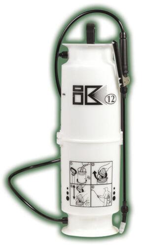 GOIZPER IK 12 industriel pression de compression commerce pulvérisateur produits chimiques
