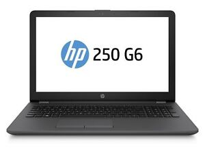 HP 250 G6 15.6'' (500GB,Core i5 7th Gen.,2.5GHz,4GB) Laptop - Black - 2FG10PA
