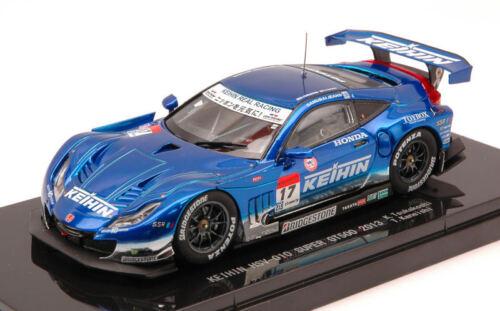 Tsukakoshi Kaneishi 1:43 Model 44923 Honda HSV010 #17 2nd SGT500 2013 K T