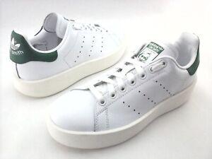 adidas stan smith platform white