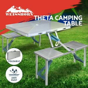 Weisshorn-Folding-Camping-Table-and-Chairs-Set-Portable-Outdoor-Picnic-Beach-BBQ