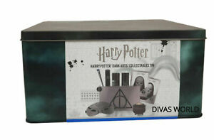 Harry-Potter-The-Dark-Arts-Coleccionable-Estano-Nuevo-Paquete-Regalo-en-Caja