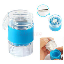 Neue Tablettenteiler Tablettenmörser Pillenschneider Tablettenbox Pillenteiler