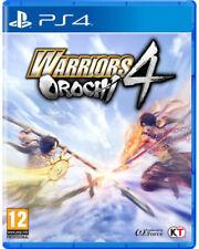 Sony PS4 Playstation 4 Spiel Warriors Orochi 4 NEU NEW 55
