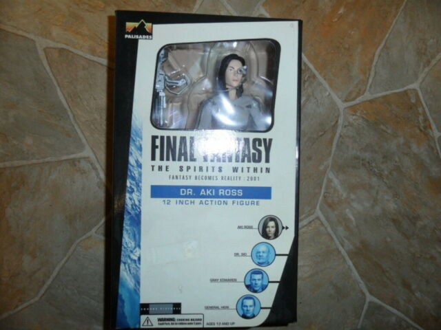 2001 PALISADES--FINAL FANTASY THE SPIRIT WITHIN--12 DR