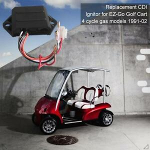 Details about CDI Ignitor 72562-G01 for EZ-Go Golf Cart 4 Cycle Gas Model  Replacement EPIGC107