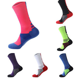 Professional-Breathable-Outdoor-Thicken-Towel-Basketball-Athletic-Sport-Socks