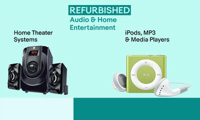 Refurbished Audio & Home Entertainment