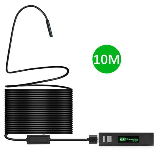 Led Endoskop Wasserdicht USB WIFI Inspektion Kamera Rohrkamera Für PC Android
