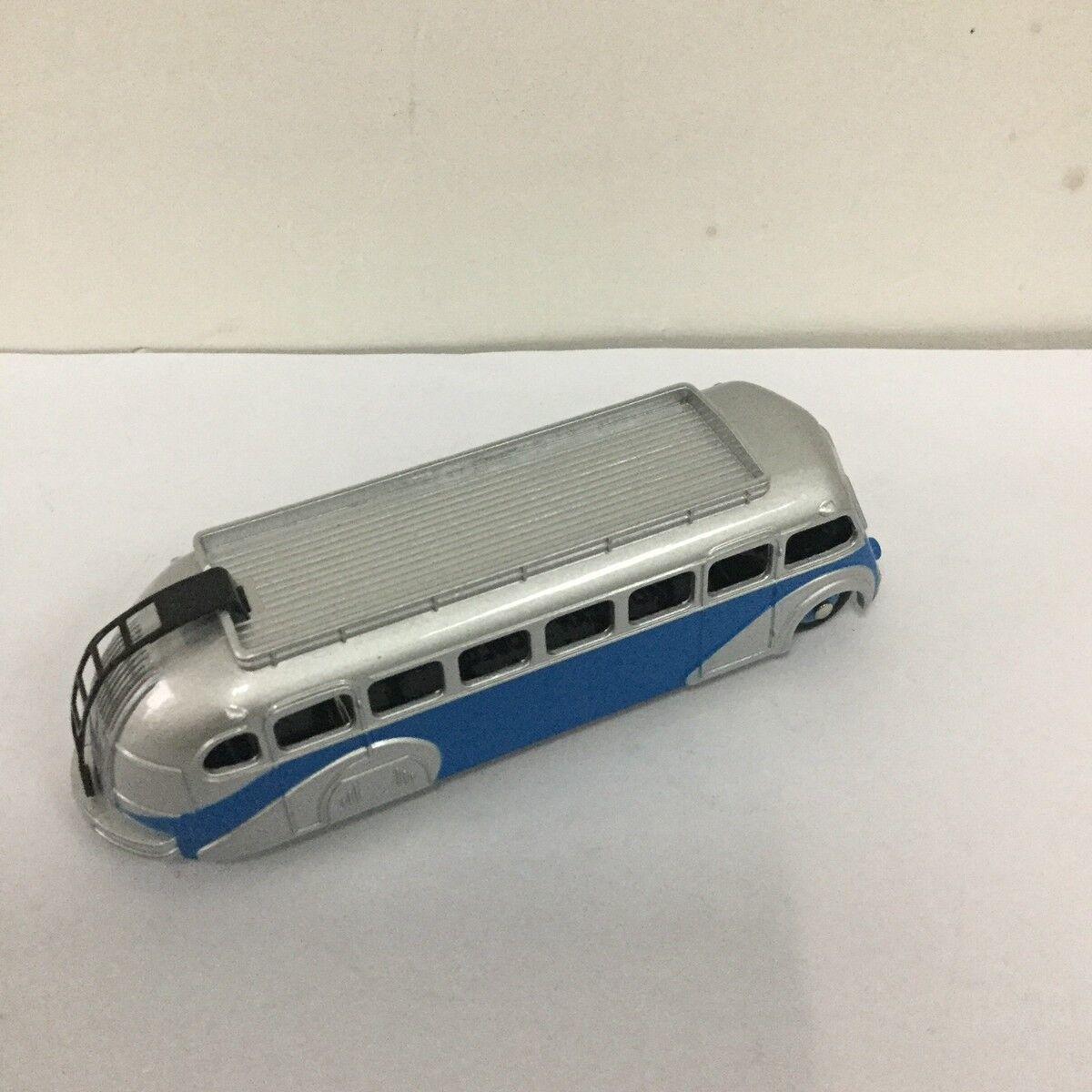 Dinky Toys 29E AUTOCAR ISOBLOC Miniatures Diecast Atlas Model car 1 43 bleu