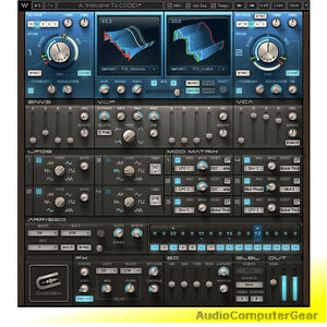 Waves-CODEX-Wavetable-Synthesizer-Software-Synth-Plugin-Native-NEW
