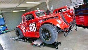 Details about Adjustable Race Car Flat Patch Set Up Kit - Suits Intercomp /  Longacre Scales