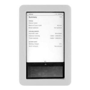 Soft-Gel-Silicone-Protective-Case-Cover-Skin-For-Barnes-amp-Noble-Nook-New-White