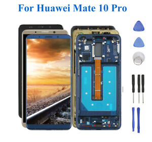 For-Huawei-Mate-10-Pro-LCD-Screen-Touch-Screen-Digitizer-Assembly-Frame-DL